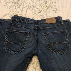 NWOT Hollister straight jeans